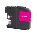 Brother LC105M High Yield Magenta Inkjet Cartridge LC-105M High Yield Magenta Inkjet Cartridge compatible with the Brother MFC-J4310DW, MFC-J4410DW, MFC-J4510DW, MFC-J4610DW, MFC-J4710DW