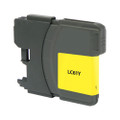 BROTHER LC65 GENERIC YELLOW INK compatible with the Brother MFC-5890CN,6490CW
