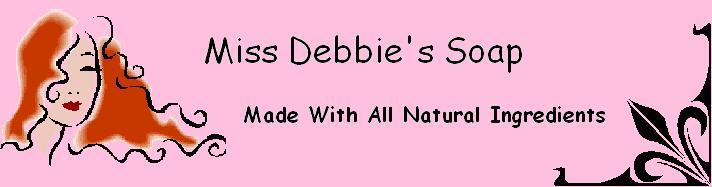 Miss Debbie's Soap