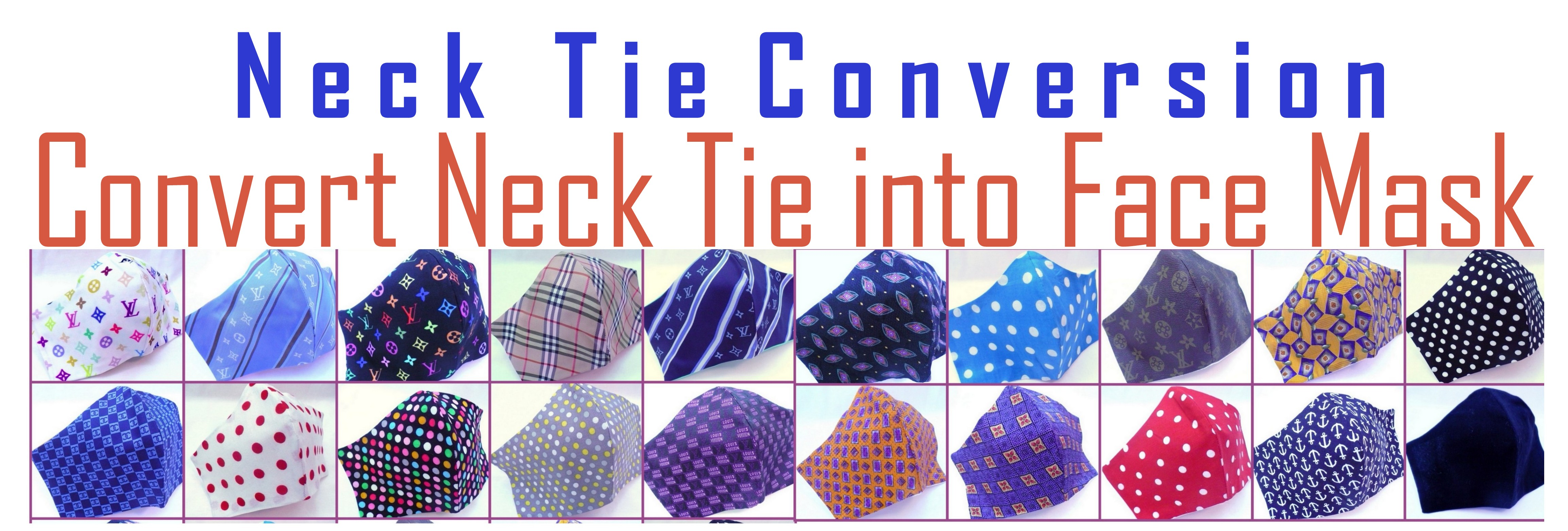 Neck Tie Conversion