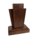 K-R150, LARGE WALNUT TROPHY