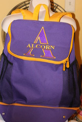ALCORN STATE UNIVERSITY BACK PACK