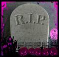 RIP Tombstone