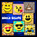 Emoji soaps are made with Shea and cocoa butters with a wonderful fragrance of lemon verbena essential oil (unless otherwise listed).  These fun soaps are a great size for travel, guest bath, for kids or just to brighten someone's day!