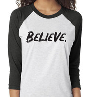 Believe Baseball T-shirts