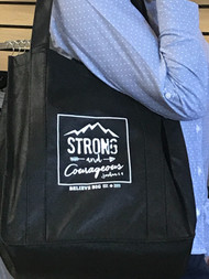 Believe Big Grocery Tote