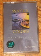 BARDENS, PETE -  Water Colors