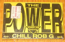 CHILL ROB G - The Power (cassingle)