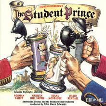 STUDENT PRINCE - Cast