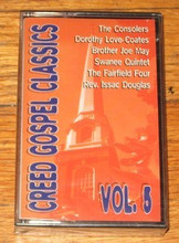 CREED GOSPEL CLASSICS VOL. 5  V.A.