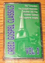 CREED GOSPEL CLASSICS VOL. 3  V.A.
