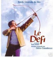 LE DEFI - Soundtrack  - Greco Casadesus