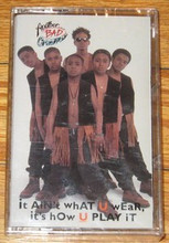 ANOTHER BAD CREATION - It Ain't What U Wear