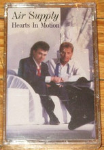 AIR SUPPLY - Hearts In Motion   CS