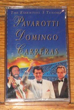 PAVAROTTI, DOMINO, CARRERAS - Essential 3 Tenors