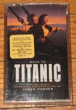 BACK TO TITANIC - Soundtrack