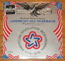 AMERICAN ALL-STAR BAND - Bicentennial March