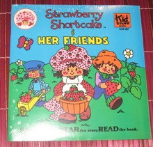 STRAWBERRY SHORTCAKE - & Her Friends