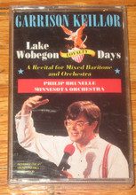 KEILLOR, GARRISON - Lake Wobegon Days