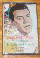 LANZA, MARIO - Christmas Hyms and Carols