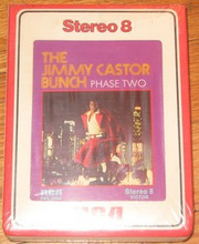 CASTOR, JIMMY - Phase Two
