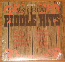 5 GREAT FIDDLE HITS - K-Tel