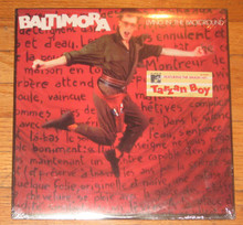 BALTIMORA - Living In The Background  LP