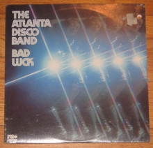 ATLANTA DISCO BAND - Bad Luck  LP