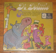 SONGS FROM DR. DOLITTLE & OTHER ANIMAL FAVOURITES - Happy Time Chorus & Orchestra