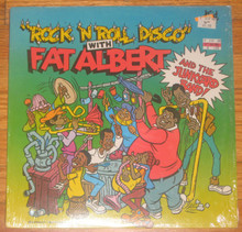 FAT ALBERT & JUNKYARD BAND - Rock N Roll Disco