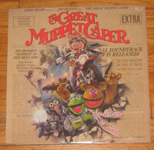 GREAT MUPPET CAPER - Soundtrack