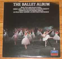 BALLET ALBUM, THE - V.A.