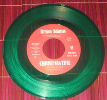 ADAMS, BRYAN - Reggae Christmas / Christmas Time