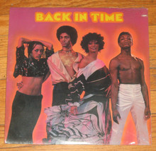 BACK IN TIME - Self Titled