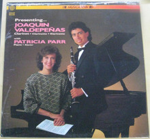VALDEPENAS, JOAQUIN with Patricia Parr