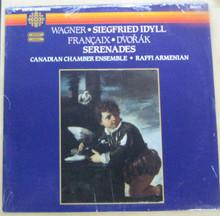 CANADIAN CHAMBER ENSEMBLE - Wagner Francaix Dvorak