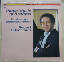 SILVERMAN, ROBERT - Piano Music Of Brahms