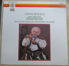 QUILICO, LOUIS - Great Verdi Arias