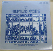 VANCOUVER CHAMBER ORCHESTRA - Talivaldis Kenins