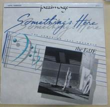 EDMONTON JAZZ ENSEMBLE - Something's Here