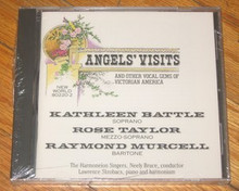 BATTLE, KATHLEEN - Angels' Visits