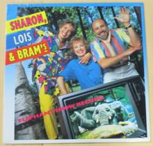 SHARON, LOIS & BRAM - Elephant Show Record