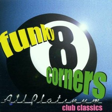 FUNKY 8 CORNERS - V.A.