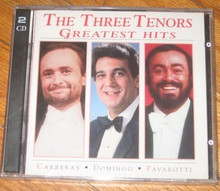 THREE TENORS - Greatest Hits