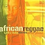 AFRICAN REGGAE -  V.A.