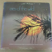 CRIES OF THE WILD - Audubon Wildlife Series CBC