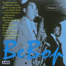 BEBOP - Volume 1   Various