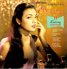 EXOTICA - Music For A Bachelor's Den   Vol. 2