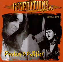 GENERATIONS OF FOLK  Vol. 2 - Potest & Politics   Various