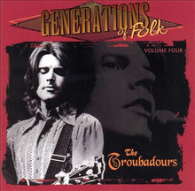 GENERATIONS OF FOLK - Vol. 4 - Troubadours  Various